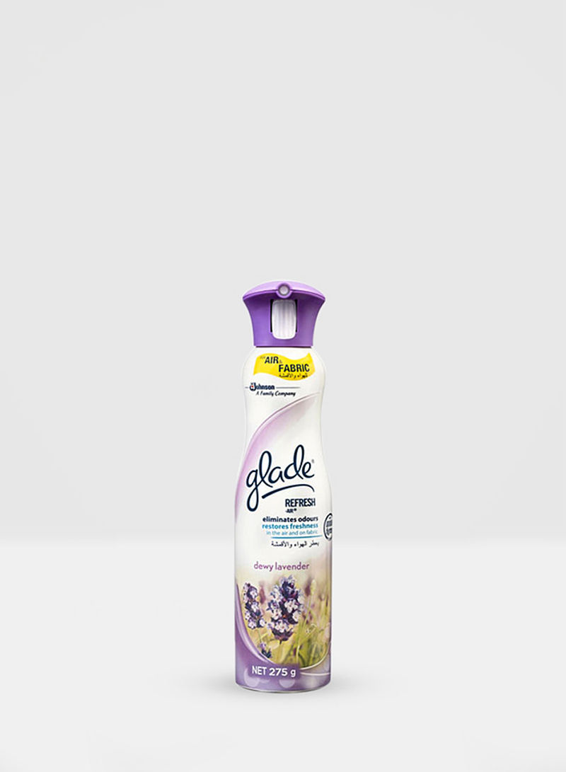 Refresh Air Freshener - Dewy Lavender 275g