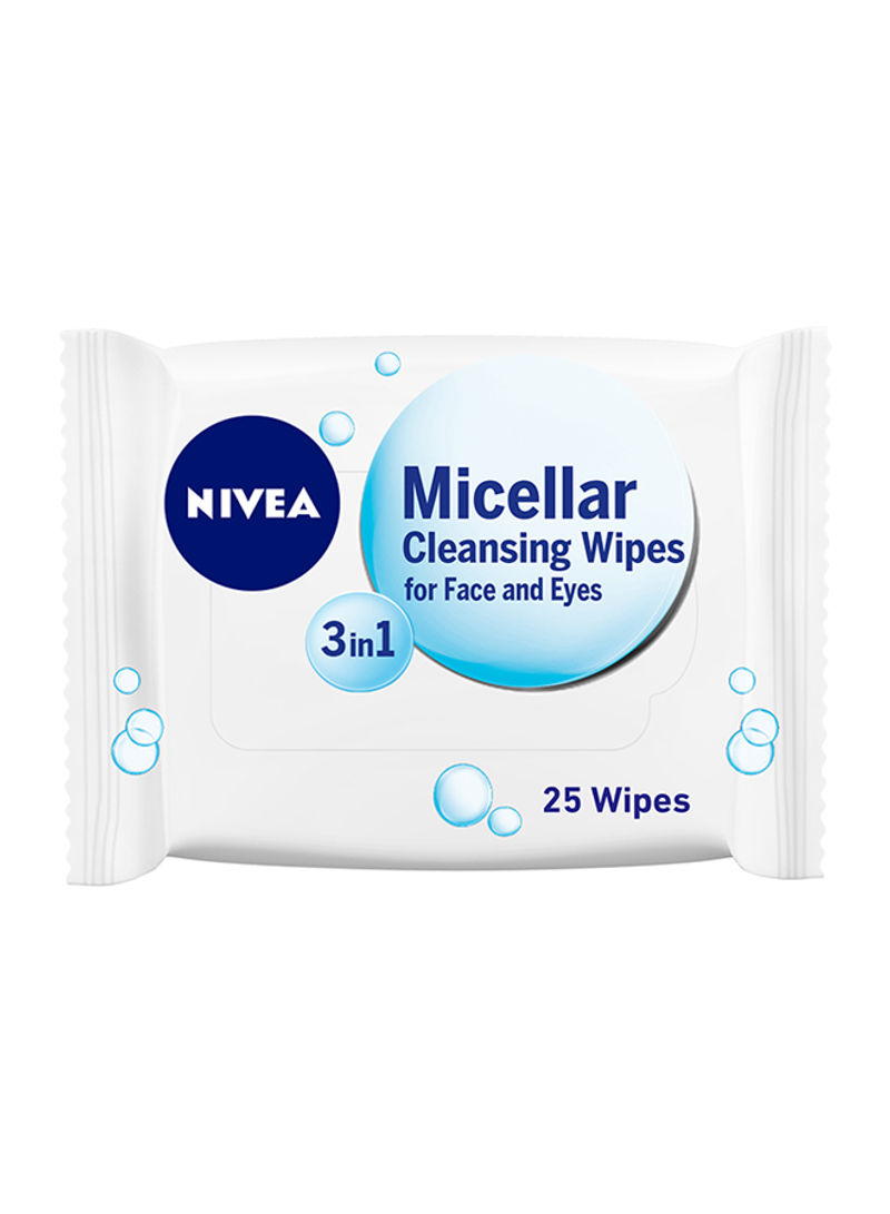 3-In-1 Micellar Cleansing Wipes