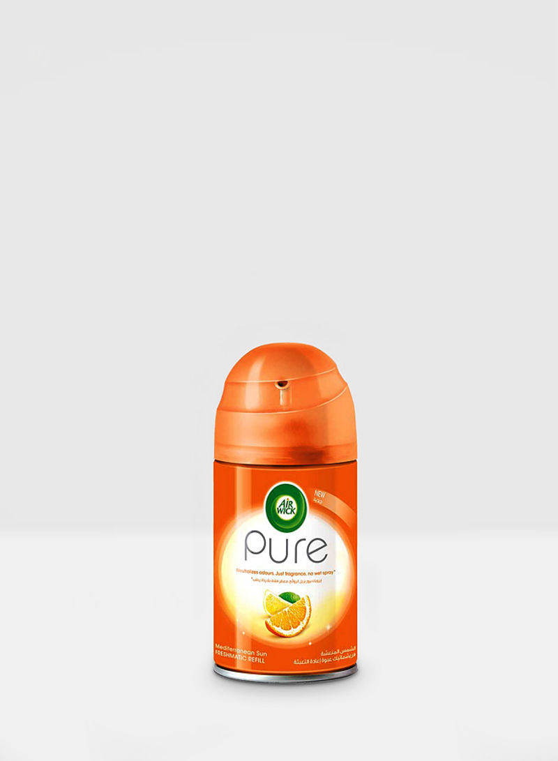 Air Freshener Aerosol Pure Freshmatic Refill - Citrus 250ml