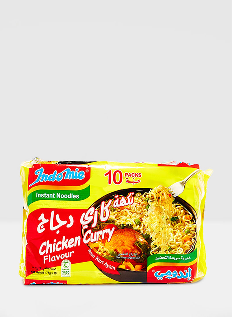 Chicken Curry 75g Pack of 10