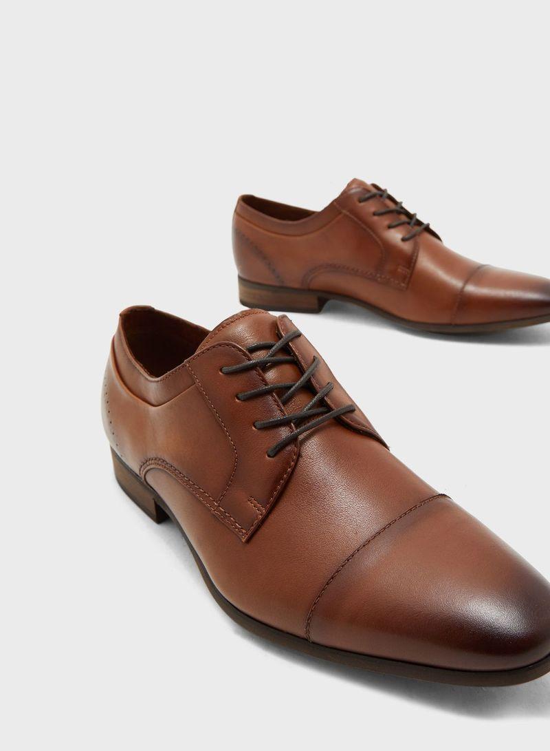 Shop ALDO Palmers Oxford Lace Ups Brown
