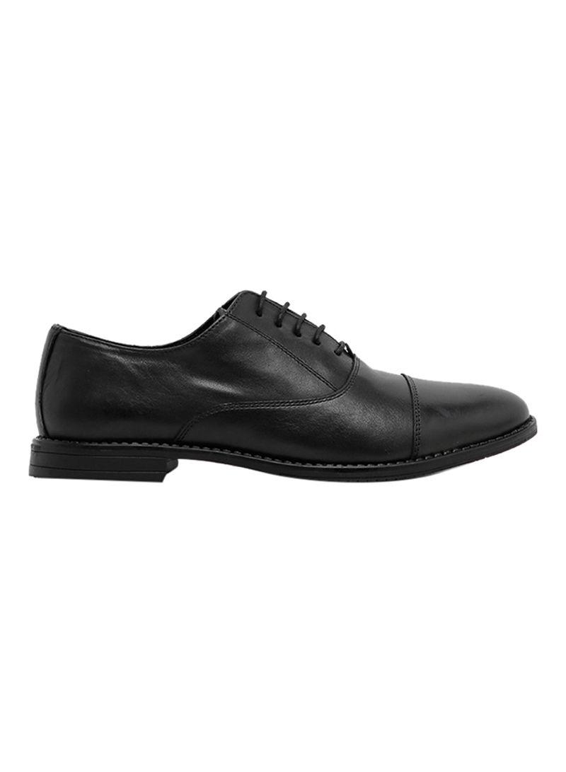 Shop Austin Reed Region Street Derby Shoes Black Online In Dubai Abu Dhabi And All Uae