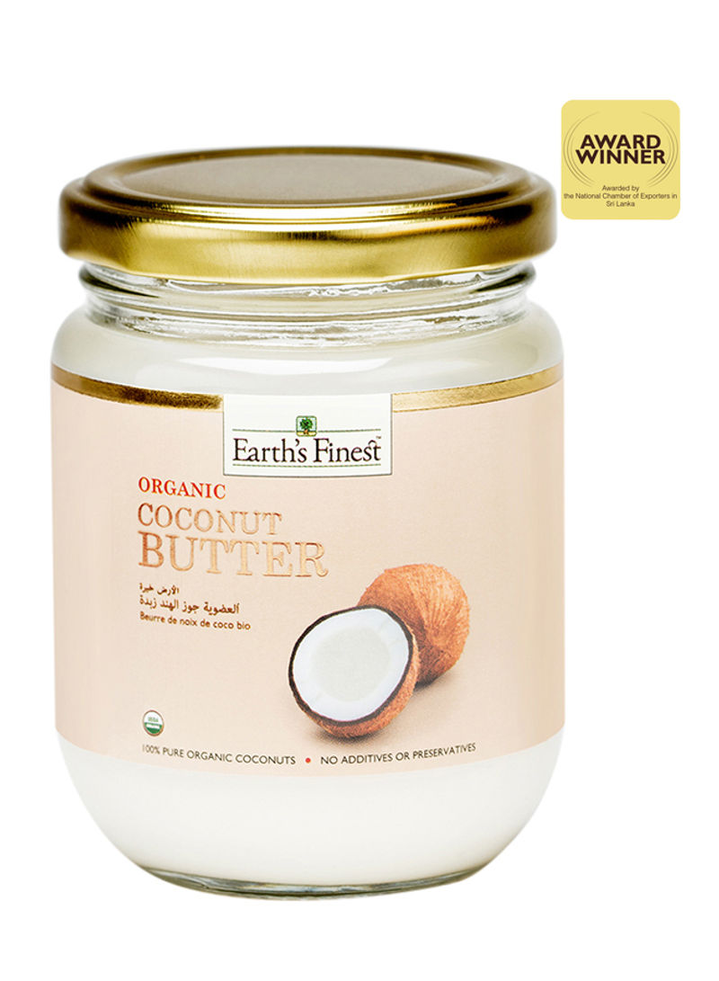 تسوق إيرثس فاينيست وزبدة جوز هند عضوية 200مل أونلاين في الإمارات