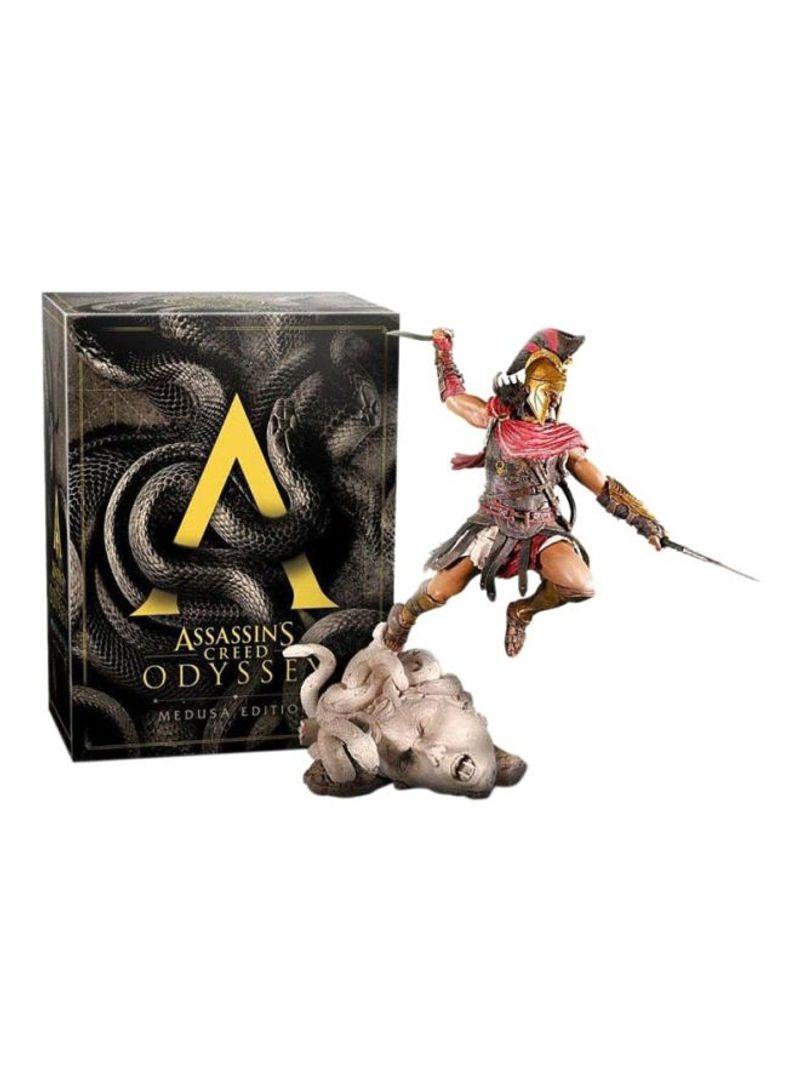 Shop Ubisoft Assassins Creed Odyssey Medusa Edition Online In