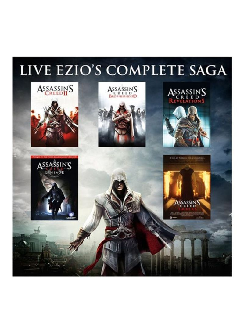Shop Ubisoft Assassin S Creed The Ezio Collection Intl Version