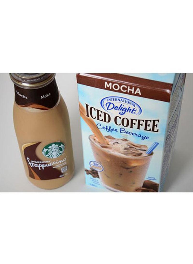 موكا قهوه بارده معلبه