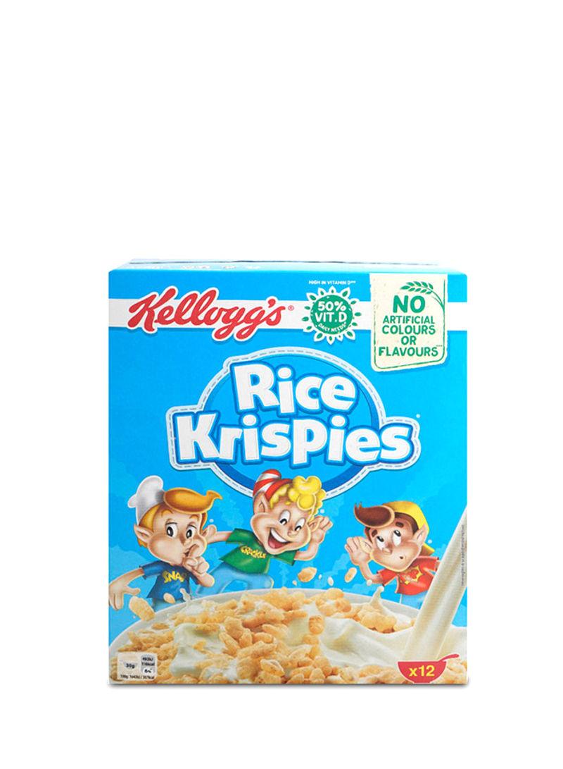تسوق كلوقز ورقائق فطور رايس كريسبيز من الأرز المحمص 375غم أونلاين في الإمارات