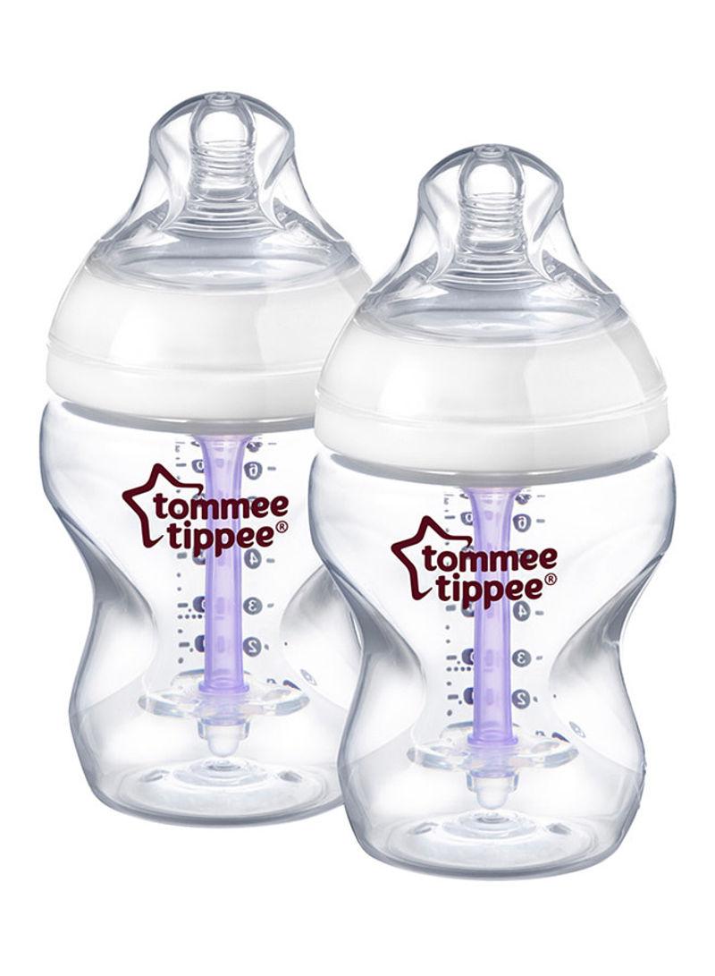 زجاجة ماء تومي تيبي 260مل X2 Cee ابيض - TT42420276