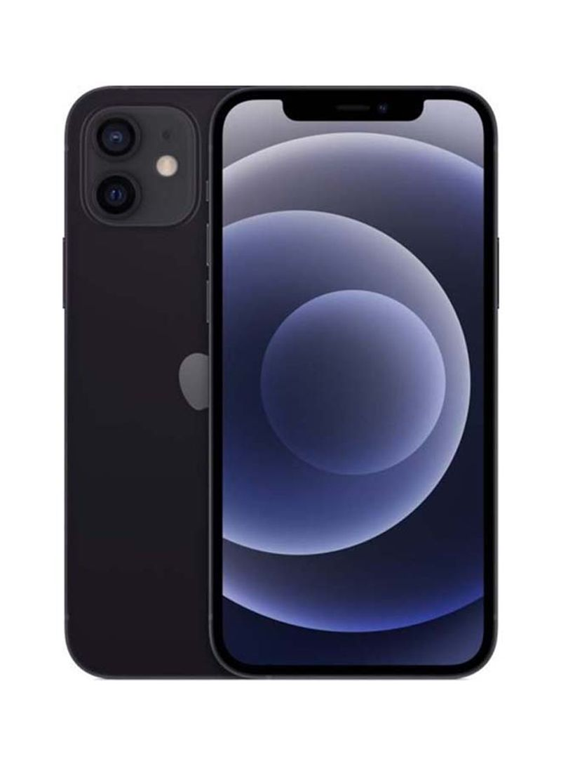 Shop Apple iPhone 12 64GB Black 5G – Middle East Version online in Dubai, Abu Dhabi and all UAE