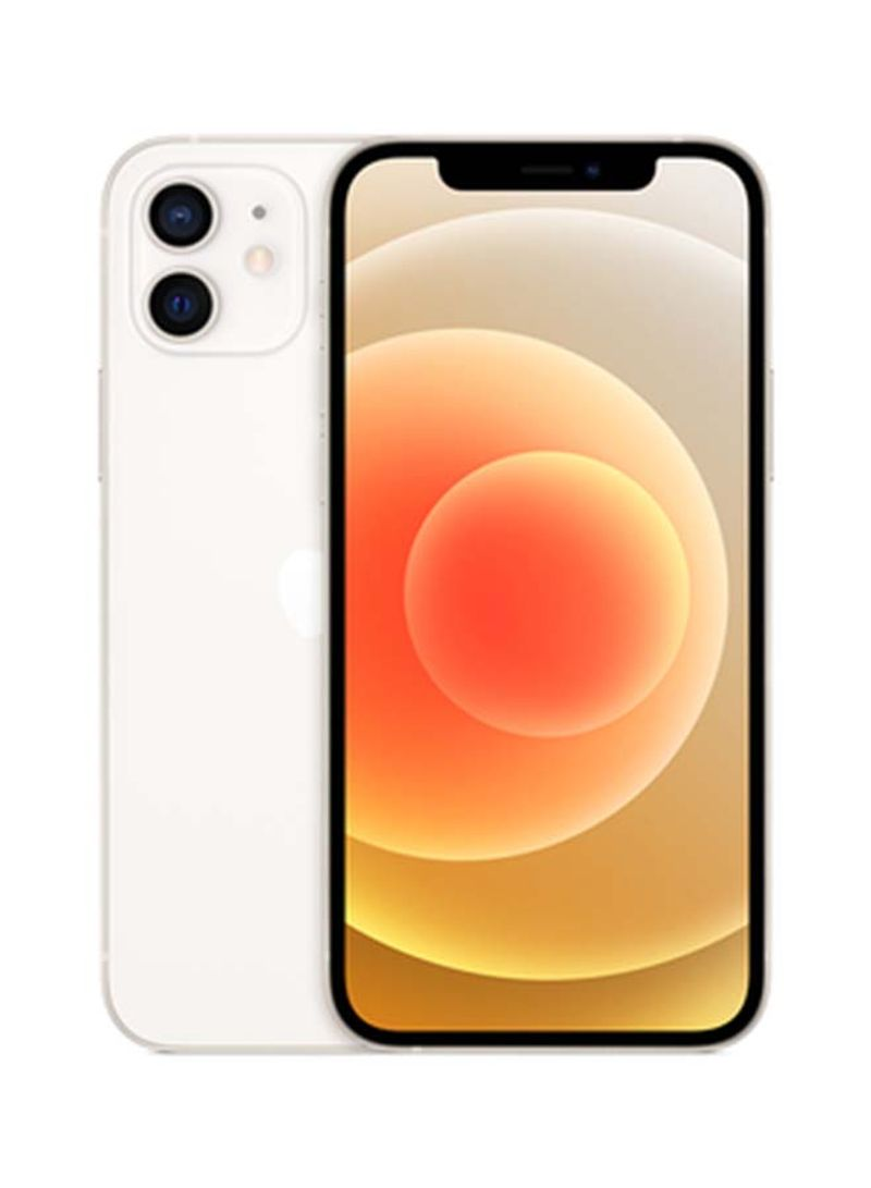 Shop Apple iPhone 12 64GB White 5G – Middle East Version online in Dubai, Abu Dhabi and all UAE