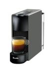 ماكينة تحضير قهوة صغيرة من نيسبريسو، سعة 0.6 لتر، رمادي/أسود – (C030GR)