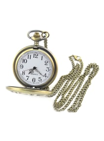 ba843887d Shop Bluelans Women's Brooch Fob Pocket Analog Watch 13066 online in ...