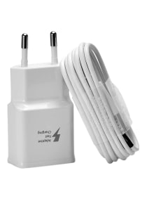 93d5e9970c1a9 Shop Lenyes Universal Fast Charger With Micro USB Cable White online ...