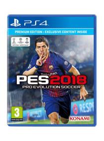 7664383ca0739 productBoxImg v1540820706 N12742267A 1. Konami. PES 2018 Pro Evolution  Soccer ...