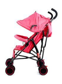 عربة اطفال من بيبي بلس - 7731-RED