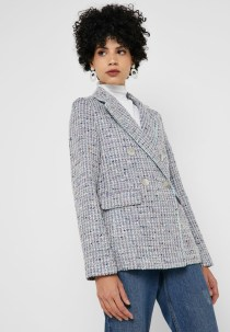 Le Suit Womens Textured Weave 3 Button Skirt Suit Le Suit Women/'s Suits 50036723-1CZ