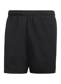 79812f5336 productboxImg_v1560420696/N25887806V_1. noon-now. adidas. Solid Swim Shorts  Black. AED 125.00