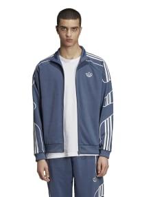 Adidas ED6247 Men originals Off Court Trefoil hoodie LS